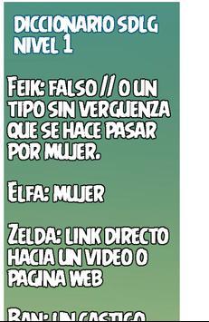 Diccionario Grasoso apk screenshot