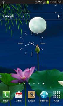 Lotus Pond Live Wallpaper poster