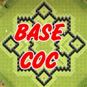 Base COC complete Survive icon