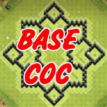 Base COC complete Survive poster