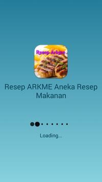 Aneka Resep ARKME poster