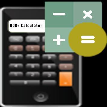 HPR+ Calculator Pro poster