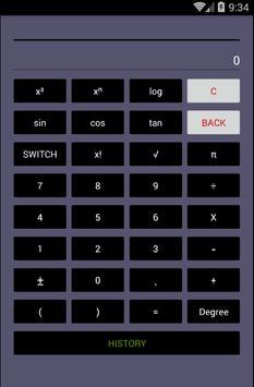 HPR+ Calculator Pro screenshot 2