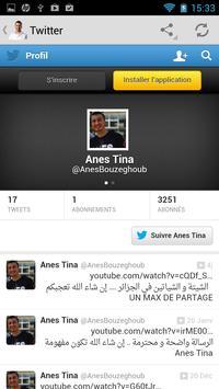 Anes Tina screenshot 2