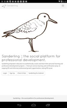 Sanderling screenshot 4