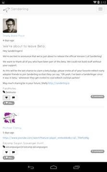 Sanderling screenshot 6
