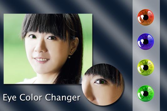 Eye Color Changer  Studio poster