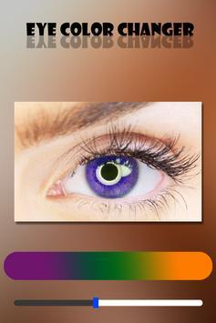 Eye Color Changer  Studio screenshot 1