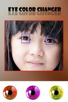 Eye Color Changer  Studio screenshot 2