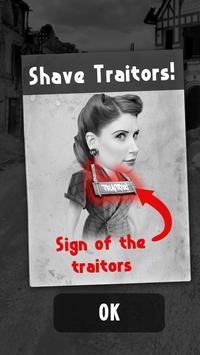 Traitor Shaver apk screenshot