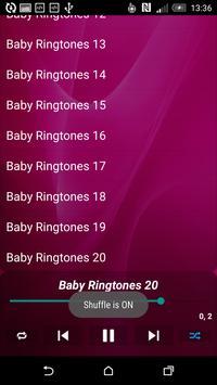 Baby Ringtones screenshot 2