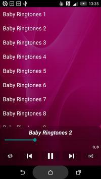 Baby Ringtones screenshot 3