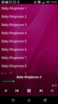 Baby Ringtones apk screenshot