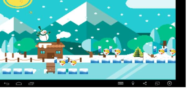 Snow Man Business screenshot 1