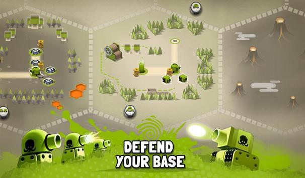 Tactile Wars screenshot 14