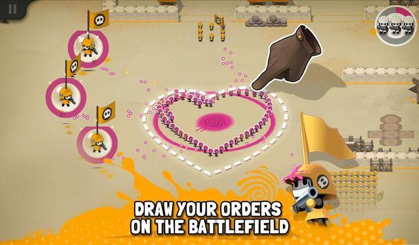Tactile Wars screenshot 13