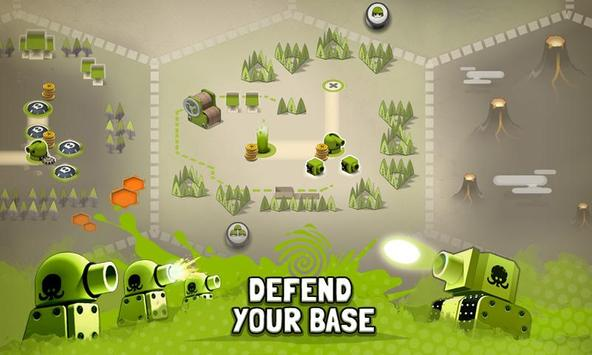 Tactile Wars screenshot 2