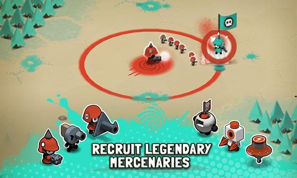 Tactile Wars apk screenshot