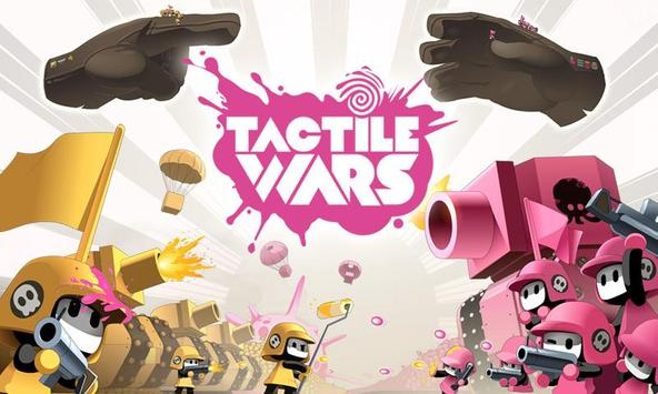Tactile Wars screenshot 4