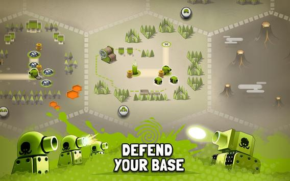 Tactile Wars screenshot 8