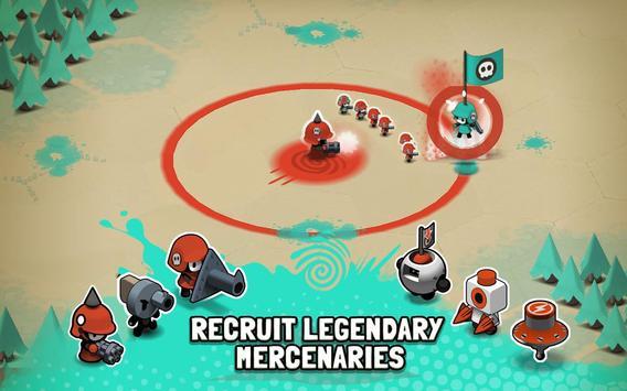 Tactile Wars screenshot 9