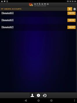 ANKAMA AUTHENTICATOR screenshot 6
