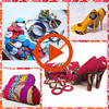 Ankara Bags, Shoes & Accessories Tutorials иконка