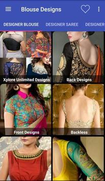 Designer Blouse Designs poster