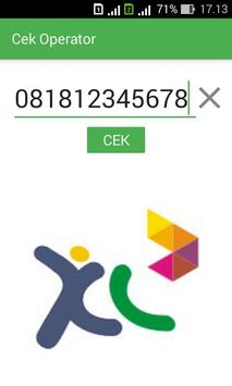 Cek Operator screenshot 4