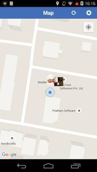 Friend Locator apk screenshot