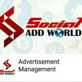 Social Add World - Official App आइकन
