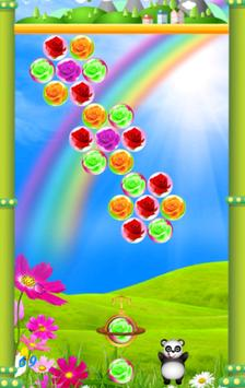 Shoot Bubble Rose apk screenshot