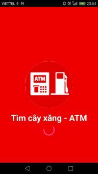 ATM Finder Nearby - Gas Finder poster