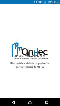 ANHEC APP poster