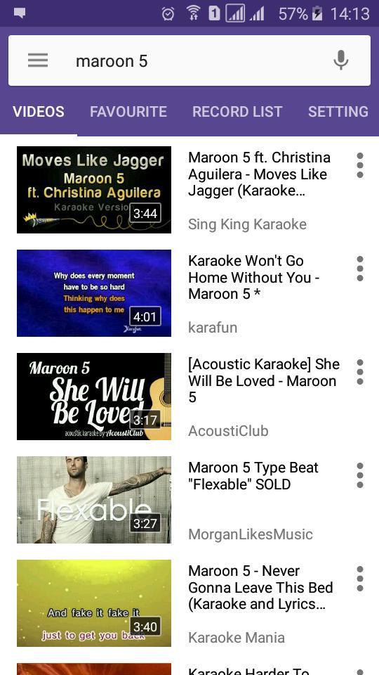 Karaoke Lite for Android - APK Download
