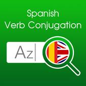 Spanish Verbs Conjugation icon