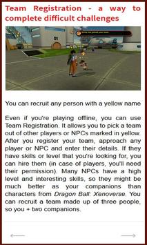 Guide for Dragon Ball screenshot 3