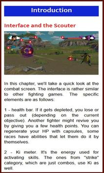 Guide for Dragon Ball screenshot 2