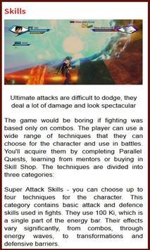 Guide for Dragon Ball screenshot 7