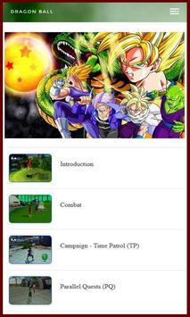 Guide for Dragon Ball screenshot 4