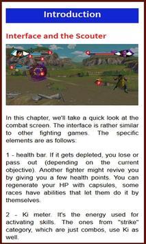 Guide for Dragon Ball screenshot 5