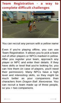 Guide for Dragon Ball screenshot 8