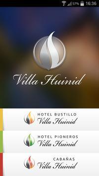 Villa Huinid poster