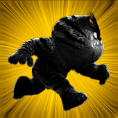 The Bad Cat Runner icon