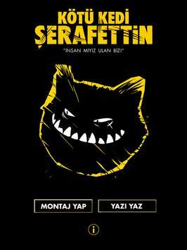 BAD CAT ME apk screenshot