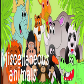 Animal for children icon