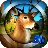 3d Wild Animal Hunting Jungle Shooter icon