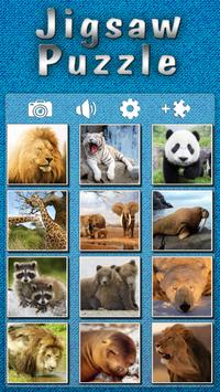 Animals Jigsaw Puzzles poster