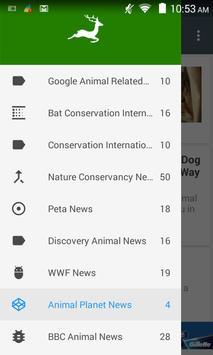 Animal News poster