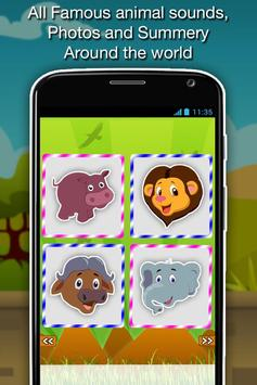 Animal Sounds apk screenshot